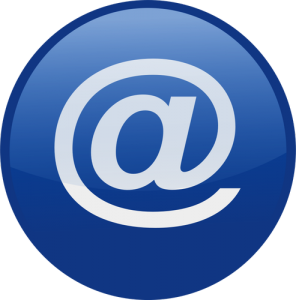 Connect via email