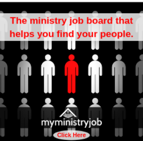My Ministry Job